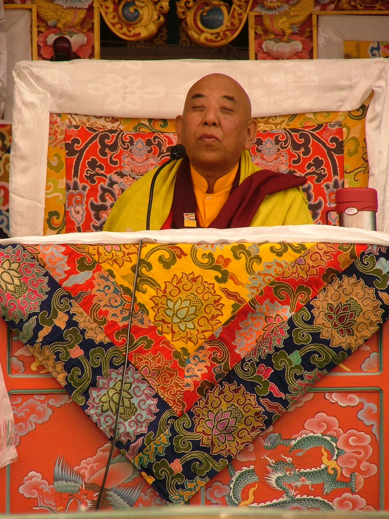 Dharma Media Photos From Nepal March 3rd 2004